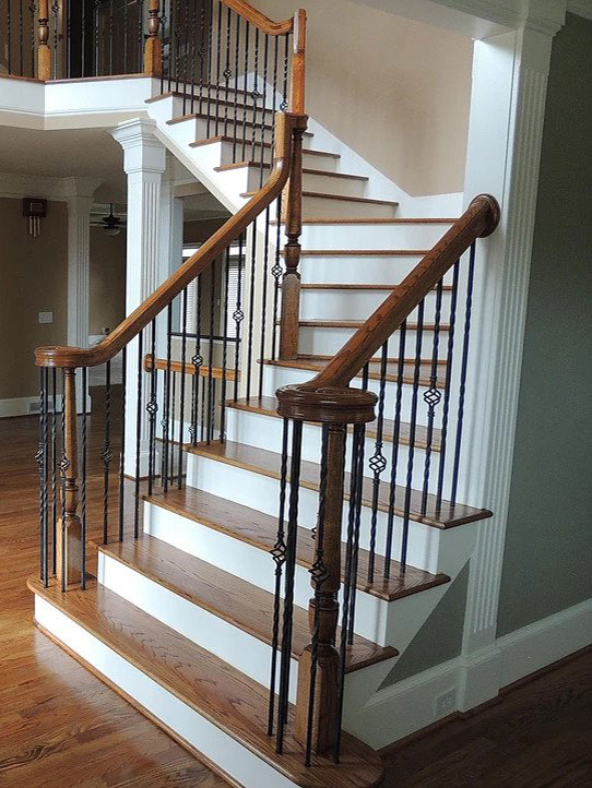 Stairs & Spindles